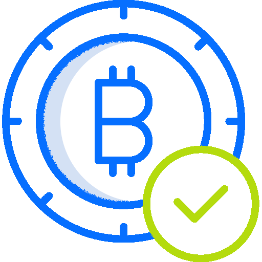 what is bitcoin logo png